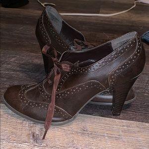 "3"" Brown Heels"